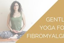 Yoga (for fibro) Inspiration