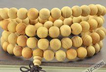 Buddhist Prayer Beads / Natural and Fashion Prayer Beads