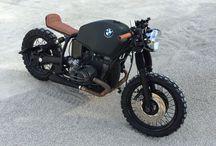 Motorradumbauten BMW