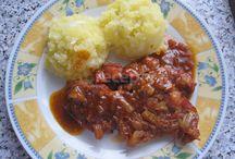 recepty maso