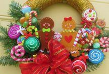 Holiday: Christmas - Candy Theme