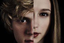 Violate / Tate (Evan Peters) + Violet (Taissa Farmiga) #Violate