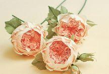 Цветы своими руками