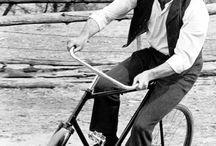 Avec le vélo