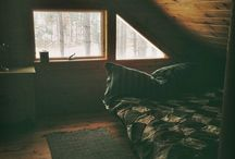 If I had a cabin..