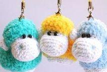 Crochet Key Ring/Key Chain Patterns