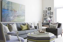 INSPIRED BY LIVING ROOMS