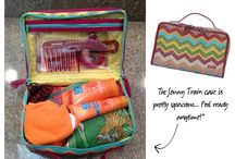 Beauty Bon Voyage / Travel, traveling & beauty on the go. How to stay gorgeous, organized & stylish on any trip / by The Good Home Company