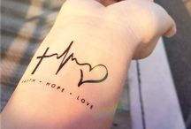 Heartbeat Tattoos