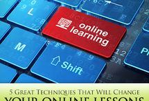 Online Learning / by Nawal