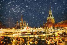 Moskow. Let it snow!