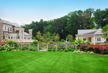 Residential Home Photo Shoot - August 2015 / residential landscaping