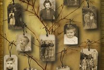 genealogy / by Donna Walton