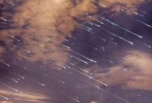 Gift from sky / Meteorites storm
