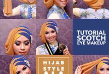 Makeup Hijab & Fashion