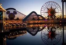 Disneyland Theme Parks