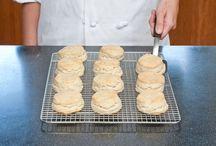 Food-breads, biscuits, pretzels, bread sides