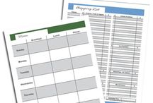 Menu Planning/Budgeting