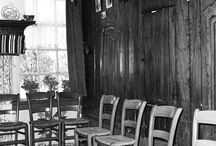 Boerderij historisch interieur