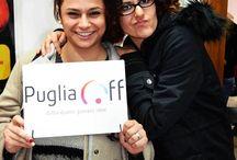 #offace / #Pugliaoff ci mette la faccia!  In questo album raccogliamo alcune #off - faces di chi partecipa alle nostre iniziative!