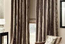 Window Treatments / Find the perfect window treatment for your home - lots of ideas and styles to choose from.