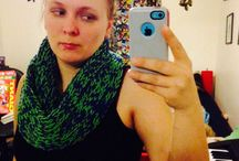 Scarves I have made :) / by Amanda Mayberry