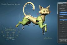 3D Rigging animals