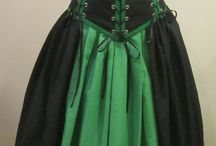 Folk concert dress
