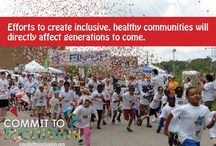 Commit to Inclusion / Commit to Inclusion is a campaign that supports the implementation of guidelines and programming to empower people with disability to lead healthy, active lifestyles.  Learn more about how to Make the Commitment at committoinclusion.org.