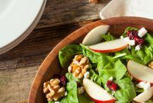 salades automne