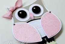 Baby owls ideas