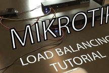 Mikrotik Tutorials / Mikrotik video tutorials and step by step instructions