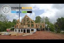 Timber Frame Companies / by Hilda Heady