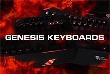 Genesis Keyboards / Genesis Keyboards