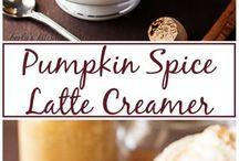 Pumpkin Recipes are my FAVORITE Recipes!
