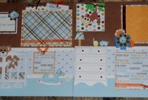 Scrapbook Layouts