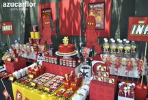 Fiesta Legos