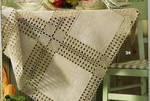 toalhas renda/linho