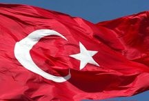 Turk bayrağı/flag / Flag of Turkey