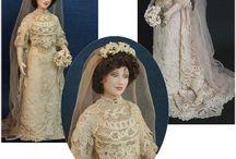 Dollhouse brides