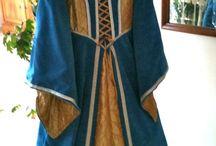 Costume médiéval enfants