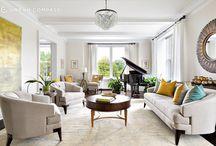 Нью-йоркская квартира Брюса Уиллиса / Скучали по нашей рубрике об интерьерах знаменитостей? Сегодня мы вам покажем новую нью-йоркскую квартиру Брюса Уиллиса.