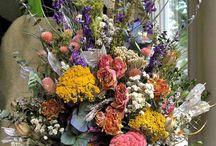 floral centerpieces / by Darla Petersen