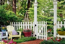 Home and Garden Inspiration / by Tanya Lelo