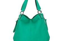 Handbags of course!