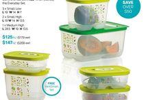 Amanda's Fantastic Plastics - Tupperware