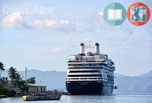 Vuelta al mundo en crucero 2014