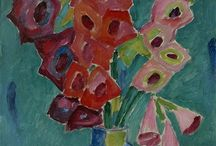 Paintings / Paintings in all paint media in all styles from all eras and many artists.