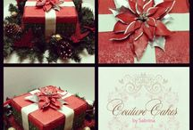 Seasonal Cakes / Cakes created for various seasons during the year. / by Couture Cakes by Sabrina