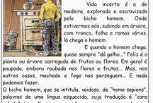 Leitura&Interpretação de texto (Português)